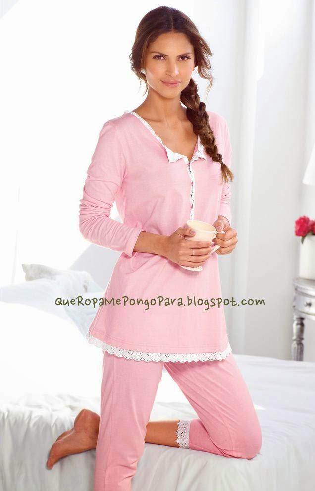 QUE ROPA ME PONGO PARA DORMIR - Baby dolls y pijamas ~ QUE ROPA ME ...