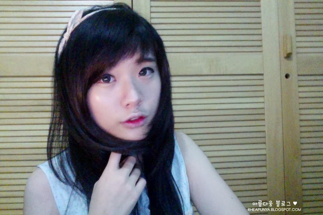 Tutorial Simple Korean Ulzzang Makeup Ms Rhea S