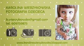Karolina Wierzykowska - fotografia dziecięca