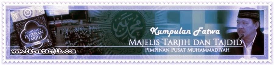 Fatwa Tarjih