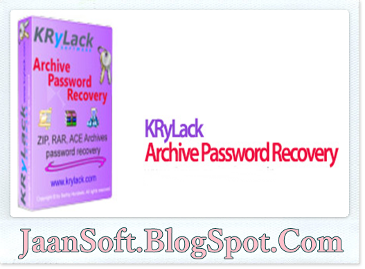KRyLack RAR Password Recovery 3.53.64 Final Version Download