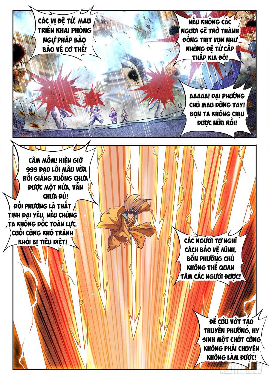 Song Tu Đạo Lữ Của Tôi Chap 438 Upload bởi Truyentranhmoi.net
