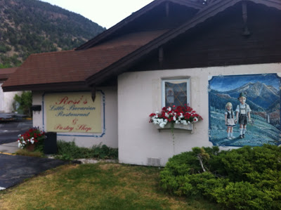 German Restaurant in Glenwood Springs