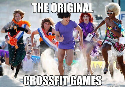 Original CrossFit Games