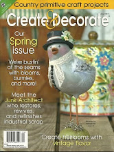 Liz Revit in Create & Decorate April 2011