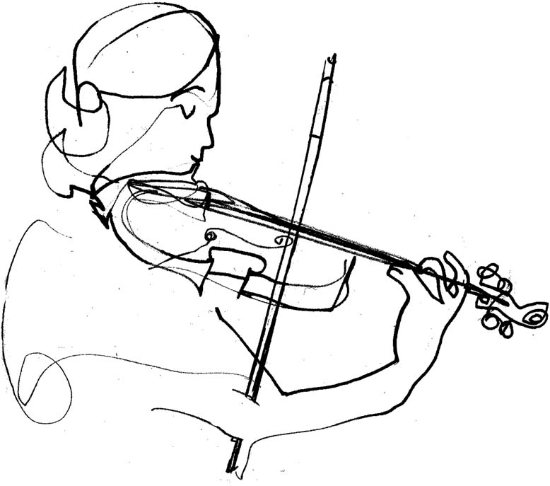 Line Drawing Violin : A holiday queen s national violins day
