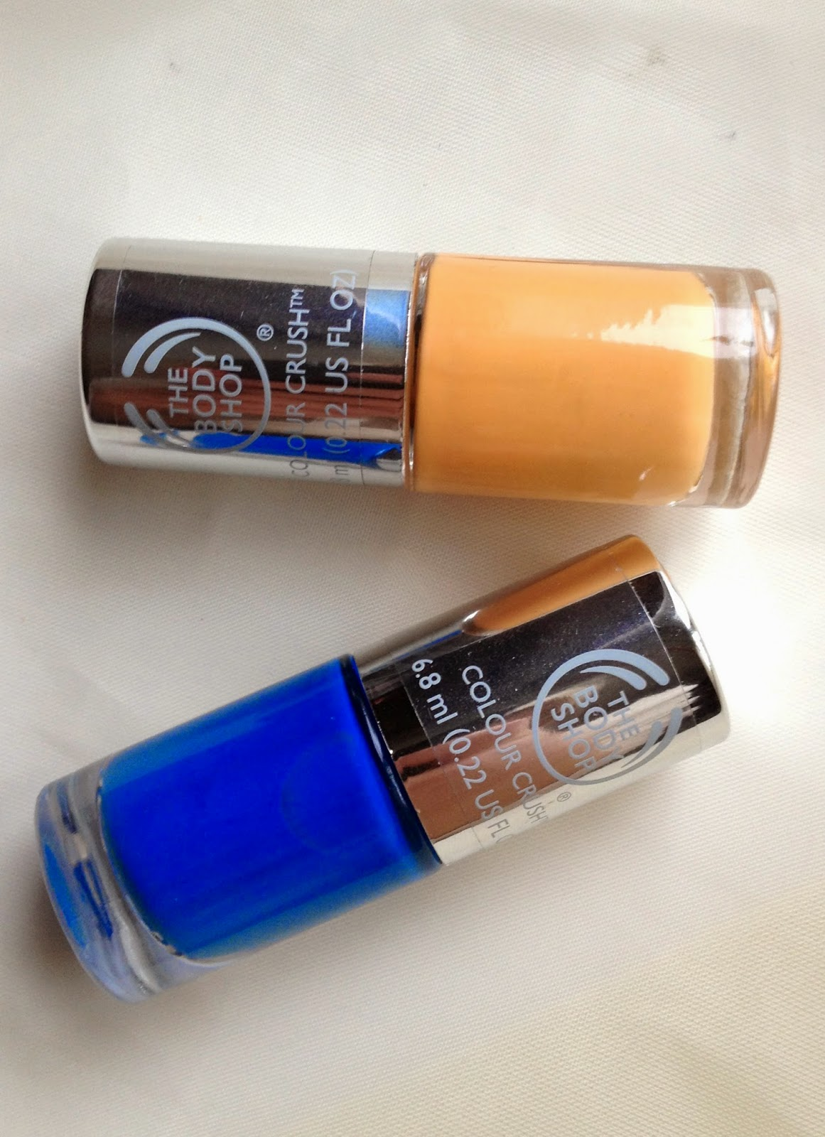The Body Shop, Colour Crush
