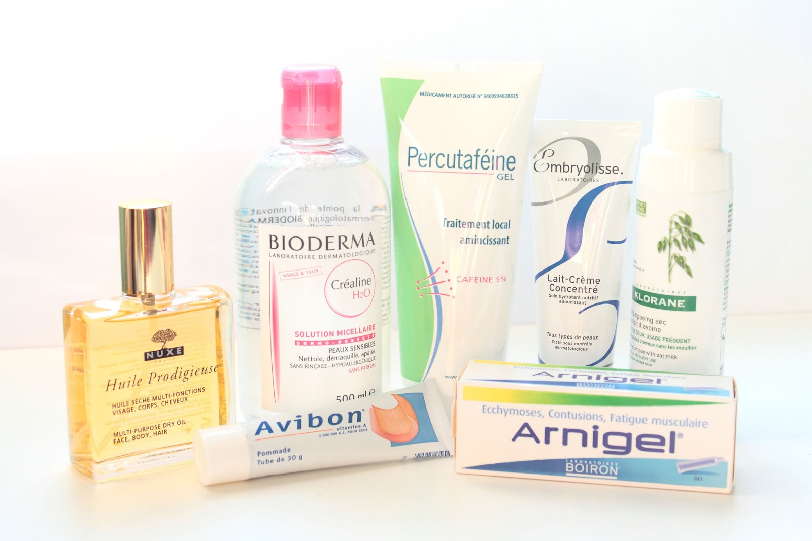 French Pharmacie Haul, Review, Must Have Products | The Skin and ...