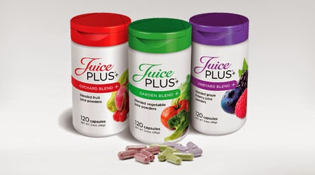 Juice Plus for LIFE!!
