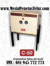 Mesin Penetas Bebek : C50