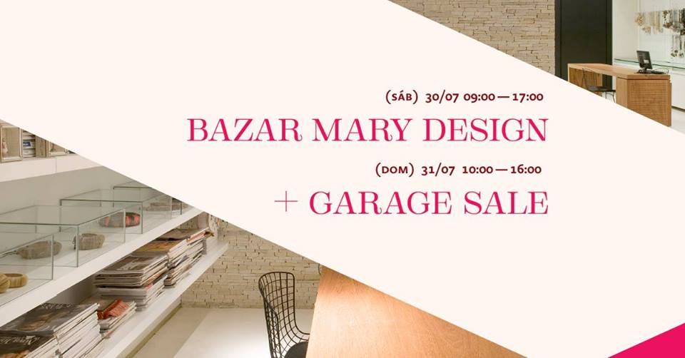 BAZAR E GARAGE SALE