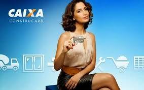 Cartão Construcard CAIXA / Vidaçaria Regente Box Para Banheiro, Vidro e Espelhos.