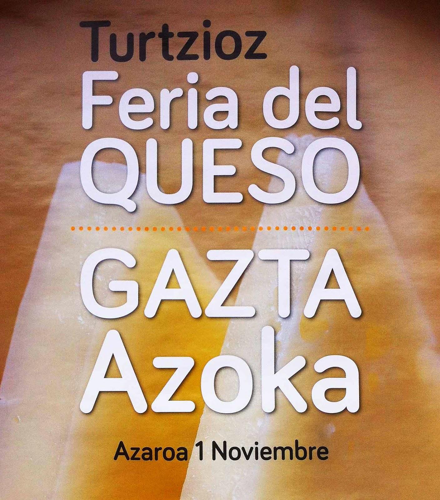 Gazta-Eguna-Trucíos-Turtzios-Cartel