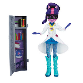 MLP Equestria Girls Comic Con Exclusive Doll Twilight Sparkle Doll
