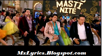 GRAND MASTI LYRICS - Title Song