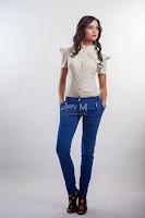 Pantaloni Deep Blue Classic Style
