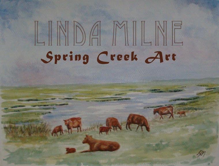 Linda Milne Spring Creek Art