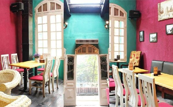 La LLorca Café - Điểm đến mới cho giới trẻ Hà thành
