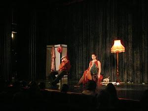 NAJSŁABSZE OGNIWO - spektakl Teatru Tańca PERFEKT