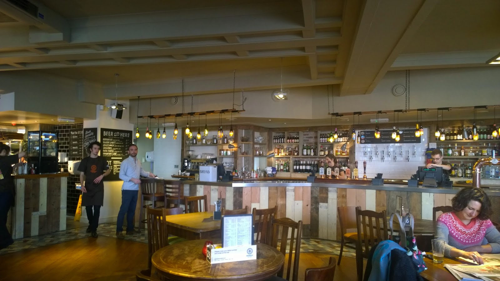 Brewhouse Bristol