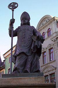 San  Gotardo de Hildesheim Patrono de los vendedores