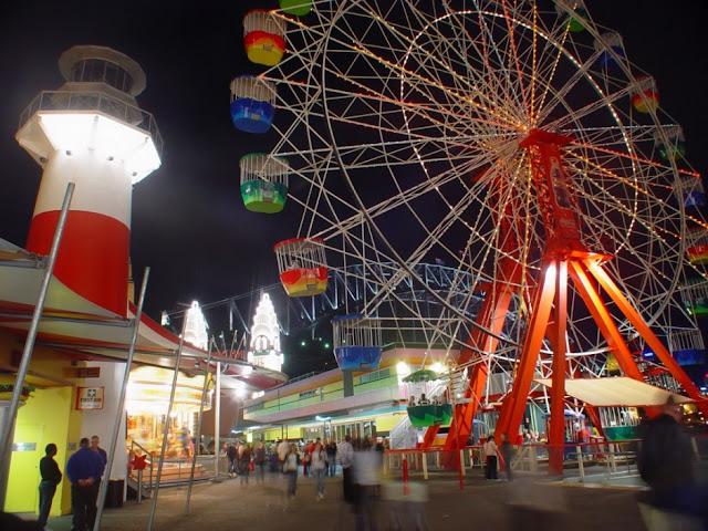 Luna Park de Sydney - Australia