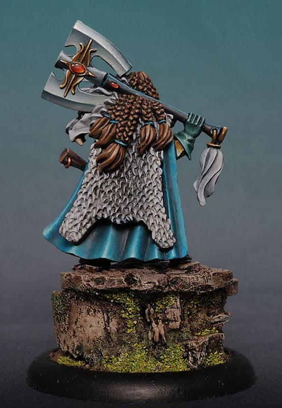 Warhammer Demon Competition winner miniature photo