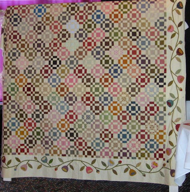 Switch quilt