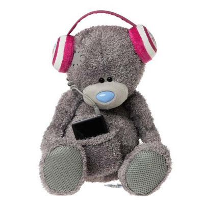 Me to you Teddy ipod speaker