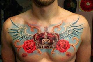Melhores tatuagens de coroa