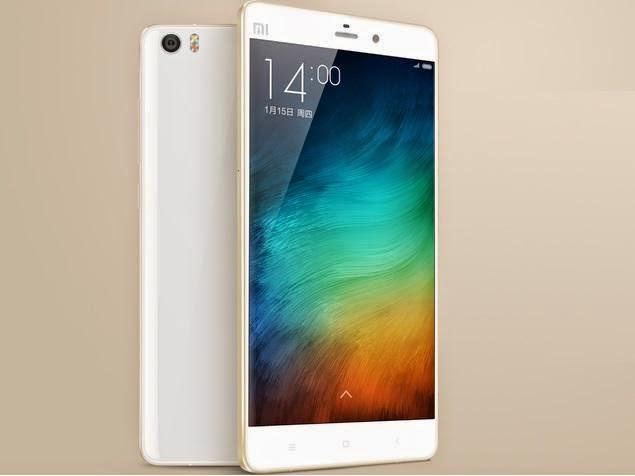 Xiaomi Mi Note Pro Terbaru