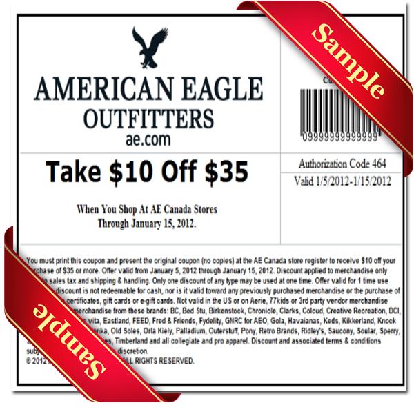 Aeo coupon code