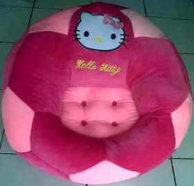 PUSAT GROSIR SOFA BOLLA HELLO KITTY