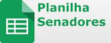 Planilha Senadores