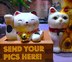 PLEASE, SEND YOUR BEST MANEKI NEKO SHOTS!