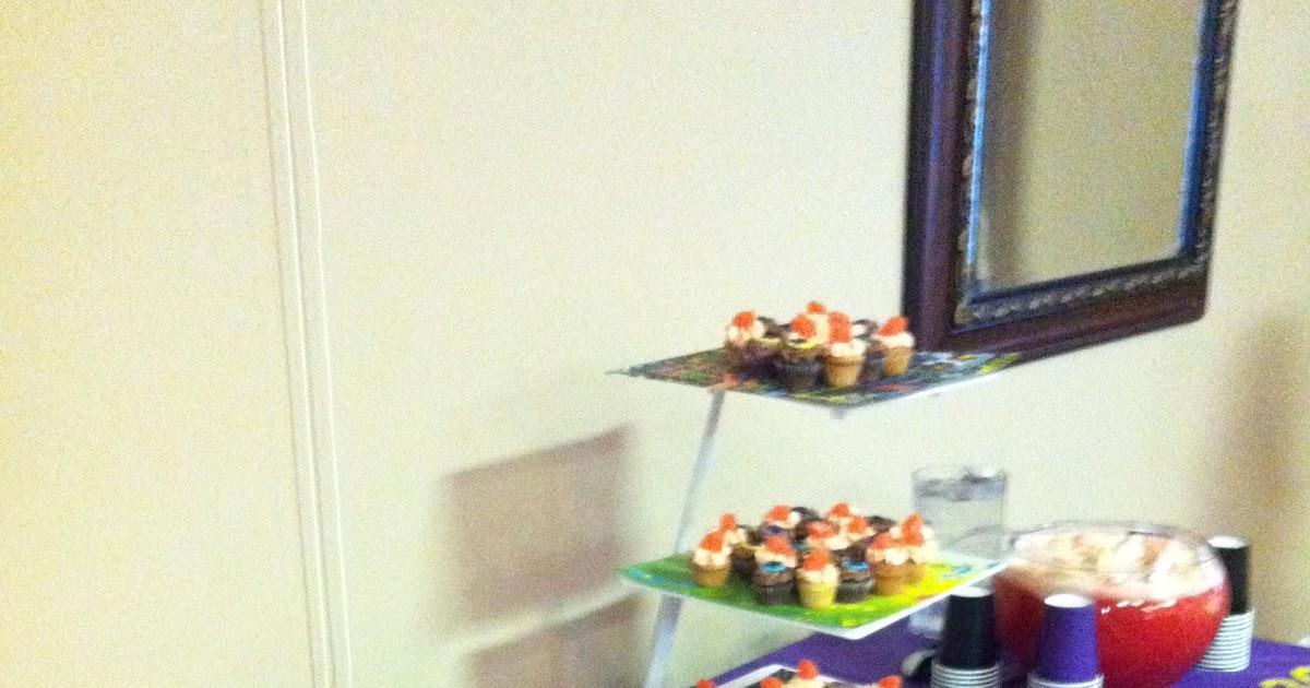Shauna shares: 80's Surprise Party