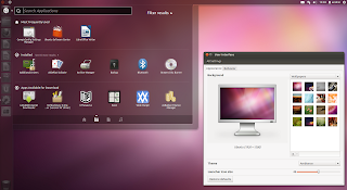 Ubuntu 12.04 precise pangolin alpha 2 screenshot