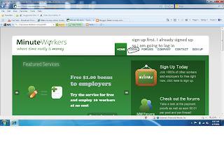 make money online minuteworkers