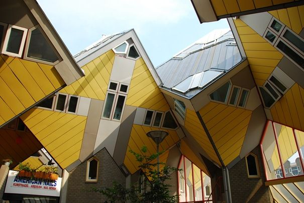 Incredible modern houses around Europe - Live a little