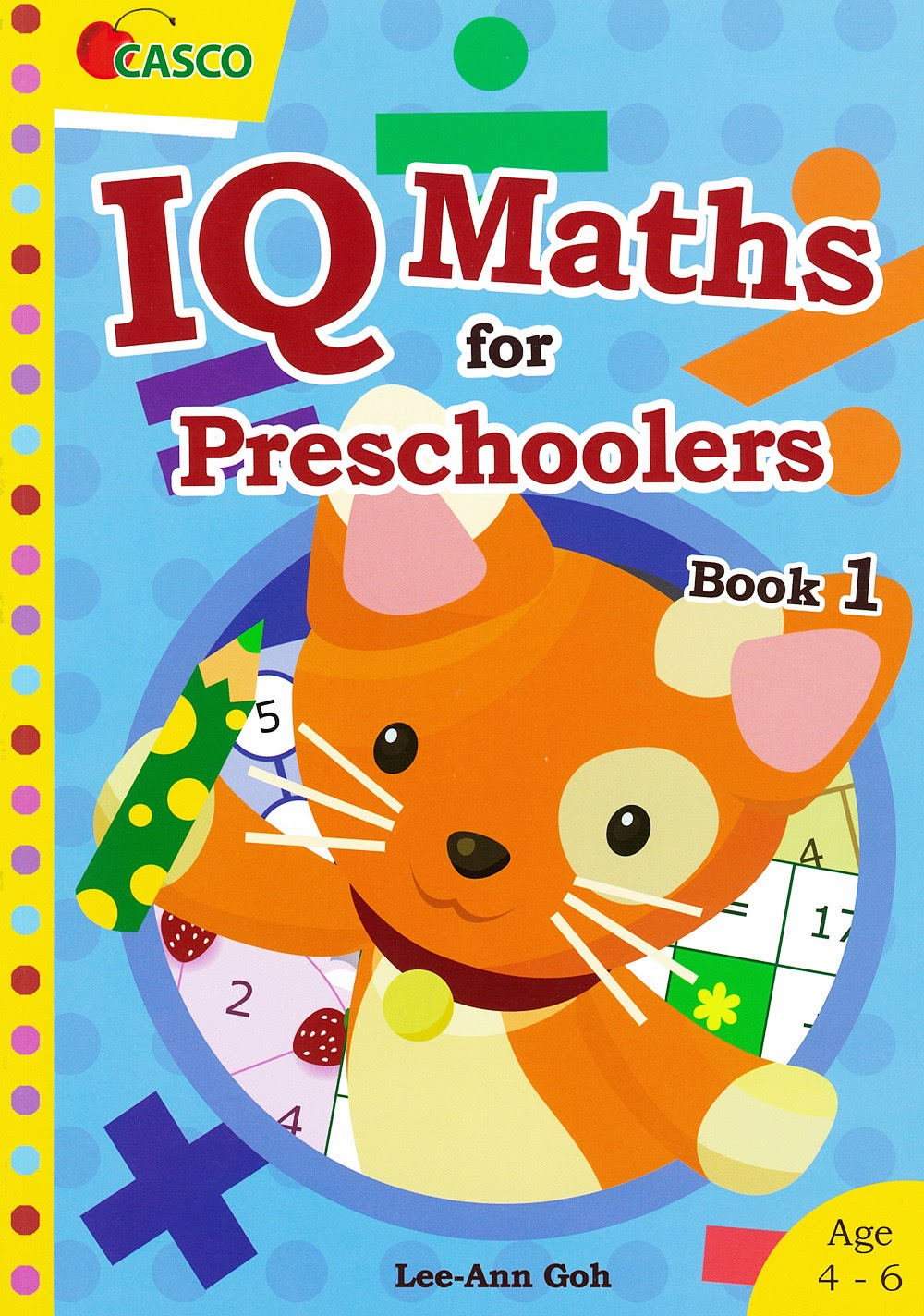 My Children\'s Favorite Toys, Education & Upbringing: IQ Math for ...