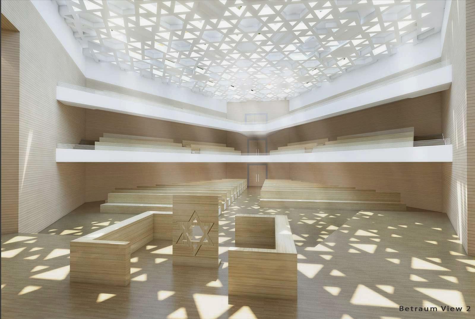 04-New-Sinagoga-in-Koblenz-por-Herrmanns-Architekten