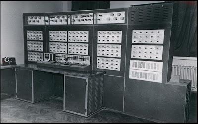 уникальный троичный компьютер
