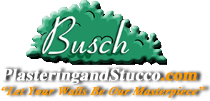 Busch Plastering and stucco