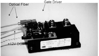 Gate Driver mounted on IGBT module