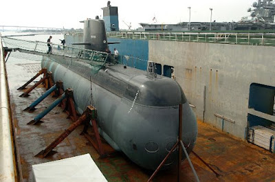 A 21st Century Submarines arms race could see numbers exceeding the 1000 German U-boats of WW2