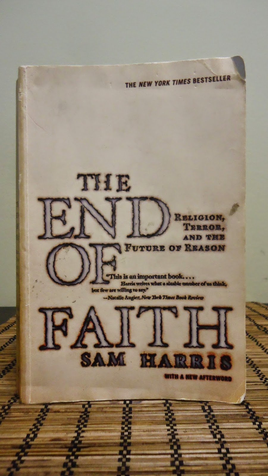 Pdf 0626 Download The End Of Faith Religion Terror And The Future
