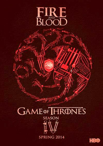 Game of Thrones 4ª Temporada Completa 720p Dual Áudio