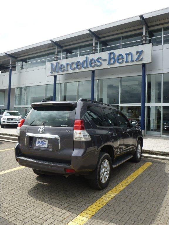 The blue truck mercedes benz employee parking for Mercedes benz employee