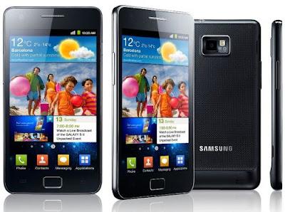Hp Android terbaik 2012