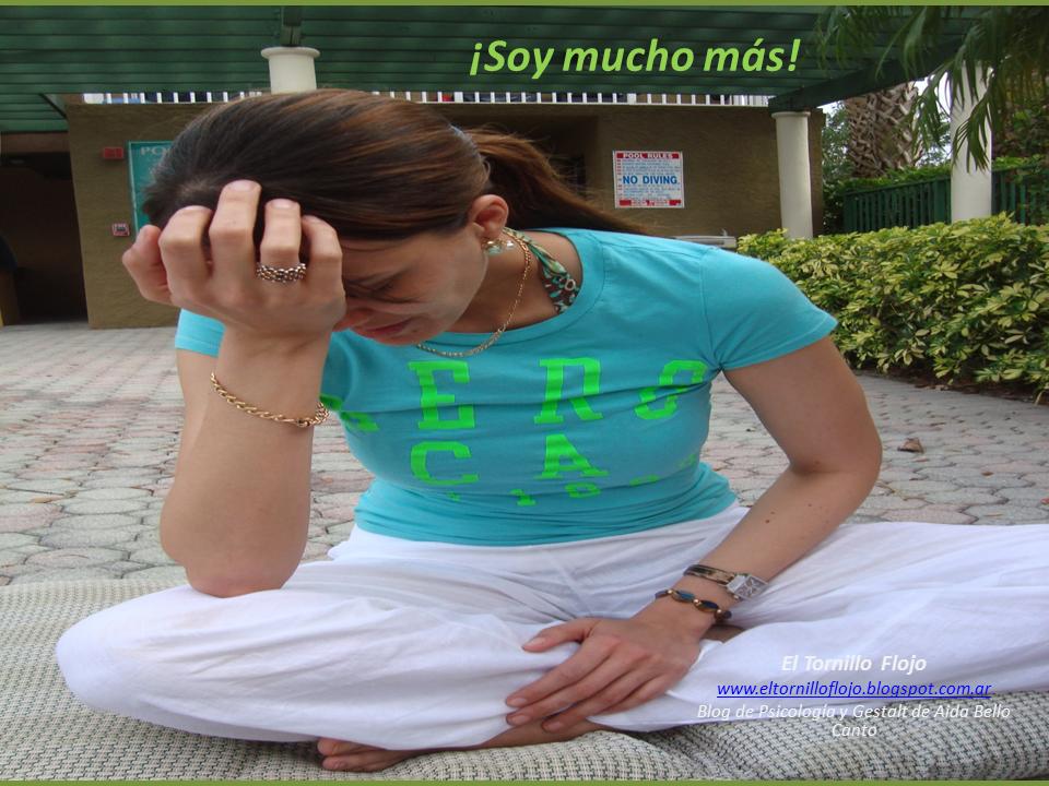 Autoconcepto, Autoestima, Aspectos internos, Gestalt, Aida Bello Canto, Psicologia positiva